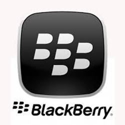 Logo de la marca BlackBerry
