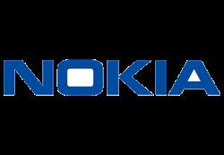 Logo de la marca Nokia
