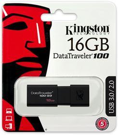 Imagen de Kingston DataTraveler 100 G3 16GB