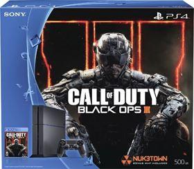 Imagen de Playstation 4 con Call of Duty Black Ops III