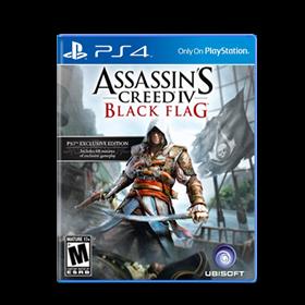 Imagen de Assassin's Creed 4: Black Flag (Usado)