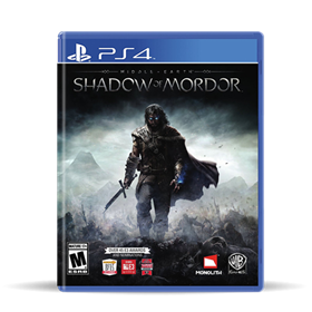 Imagen de Shadow Of Mordor MIDDLE EARTH (Usado) PS4