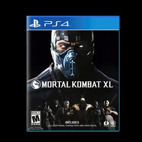 Imagen de MortalKombatXLEdition (Nuevo) PS4