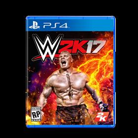 Imagen de WWE2K17 (Nuevo) PS4