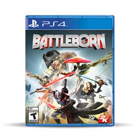 Imagen de Batlleborn (Nuevo) PS4