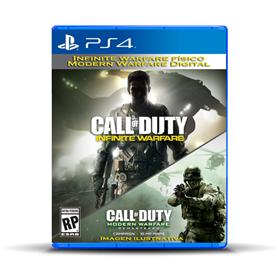 Imagen de Call Of Duty Infinite Warfare + Modern Warfare