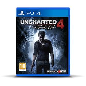 Imagen de Uncharted 4 A Thief´s End (Nuevo) PS4