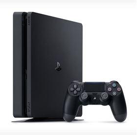 Imagen de PlayStation 4 Slim 500 GB sin juegos