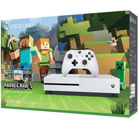 Imagen de Xbox One S 500GB Minecraft