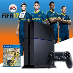 Imagen de PlayStation 4 500GB + Fifa 2017