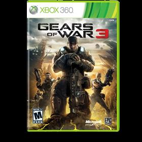Imagen de Gears Of War 3 (Nuevo) XBOX 360