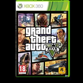 Imagen de Grand Theft Auto V (Nuevo) XBOX 360