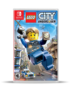 Imagen de LEGO City Undercover (Nuevo) Switch