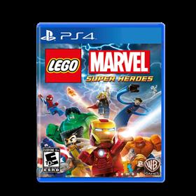 Imagen de LEGO Marvel Super Heroes (Usado)