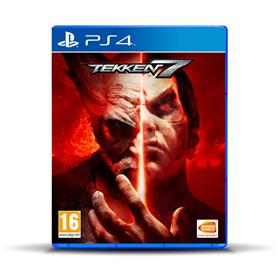 Imagen de Tekken 7 (Nuevo) PS4