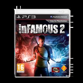 Imagen de inFamous 2 (Nuevo) PS3