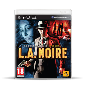 Imagen de L.A. Noire (Nuevo) PS3