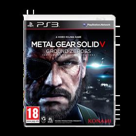 Imagen de Metal Gear Solid V: Ground Zeroes (Nuevo) PS3