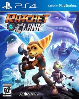 Imagen de Ratchet & Clank en Sobre (Nuevo) PS4