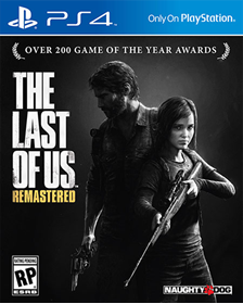 Imagen de The Last Of Us en Sobre (Nuevo) PS4