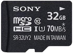 Imagen de Micro SD Sony 32GB Clase 10
