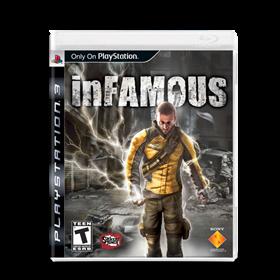 Imagen de inFamous (Usado) PS3