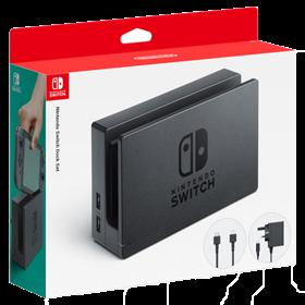 Imagen de Dock Set Gris Nintendo Switch
