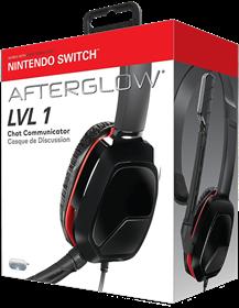 Imagen de Auriculares Nintendo Switch Afterglow