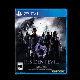 Imagen de Resident Evil 6 (Nuevo) PS4