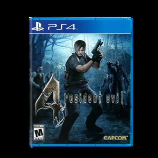 Resident Evil 4 Nuevo Ps4 Macrotec