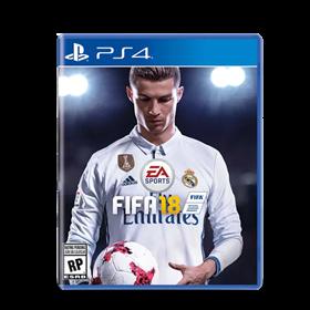Imagen de FIFA 18 (Nuevo) PS4