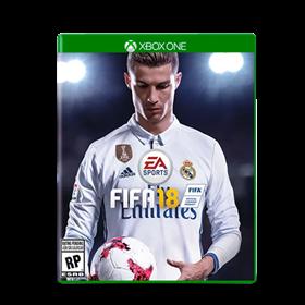 Imagen de Fifa 18 (Nuevo) Xbox One