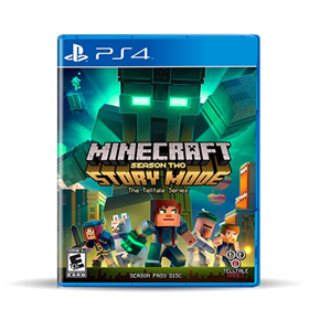 Imagen de Minecraft Story Mode 2 (Nuevo) PS4
