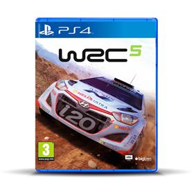 Imagen de WRC 5 (Usado) - PS4