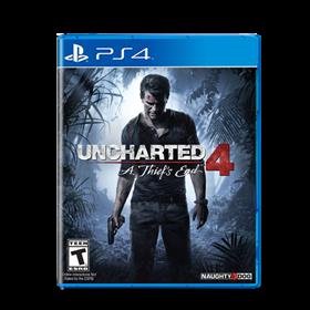 Imagen de Uncharted 4 A Thief´s End (Usado)