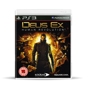 Imagen de Deus Ex: Human Revolution (Usado) PS3