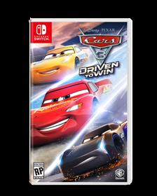 Imagen de Cars 3 Driven to Win (Nuevo) Switch