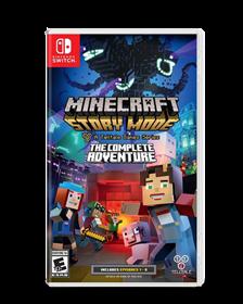Imagen de Minecraft: The Complete Adventure (Nuevo) Switch