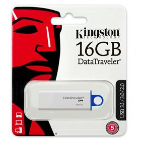 Imagen de Kingston DataTraveler G4 16GB