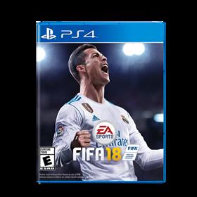 Imagen de FIFA 18 (Usado) PS4