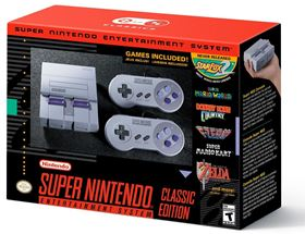 Imagen de SNES Mini (Super Nintendo Mini Classic Edition) versión USA