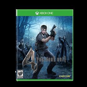 Imagen de Resident Evil 4 HD (Nuevo) XBOX ONE