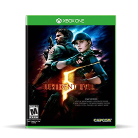 Imagen de Resident Evil 5 HD (Nuevo) XBOX ONE