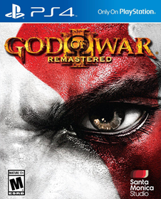 Imagen de God Of War III en Sobre (Nuevo) PS4
