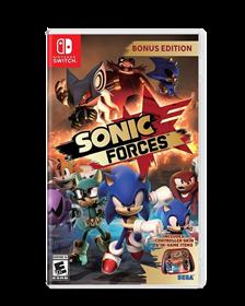 Imagen de Sonic Forces (Nuevo) Switch