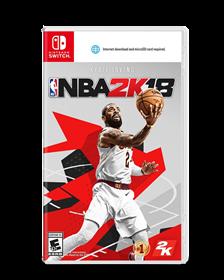 Imagen de NBA 2K18 (Nuevo) Switch