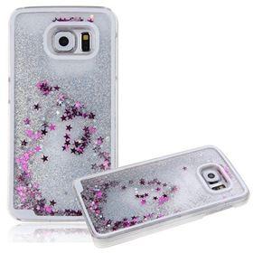 Imagen de Estuche Samsung Galaxy S7 Edge- Glitter Estrellas