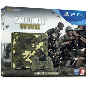 Imagen de Playstation 4 Slim 1TB Call Of Duty WWII (Edición Limitada)