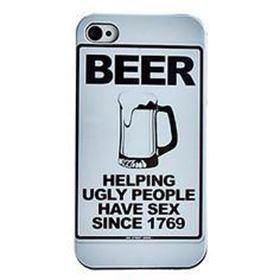 Imagen de Estuche cerveza para iPhone 5 5S SE