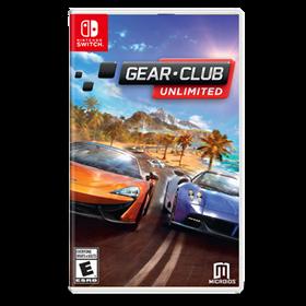 Imagen de Gear Club Unlimited (Nuevo) Switch